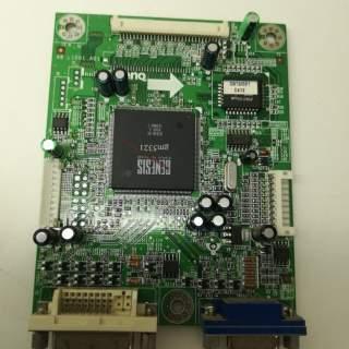 BenQ 48.L1D01.A01 VGA/DVI board