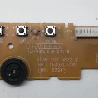 HP L1530/L1730 (3138 103 5832) Buttons